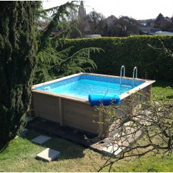 Piscine b ton rectangulaire ma piscine b ton for Kit piscine beton semi enterree